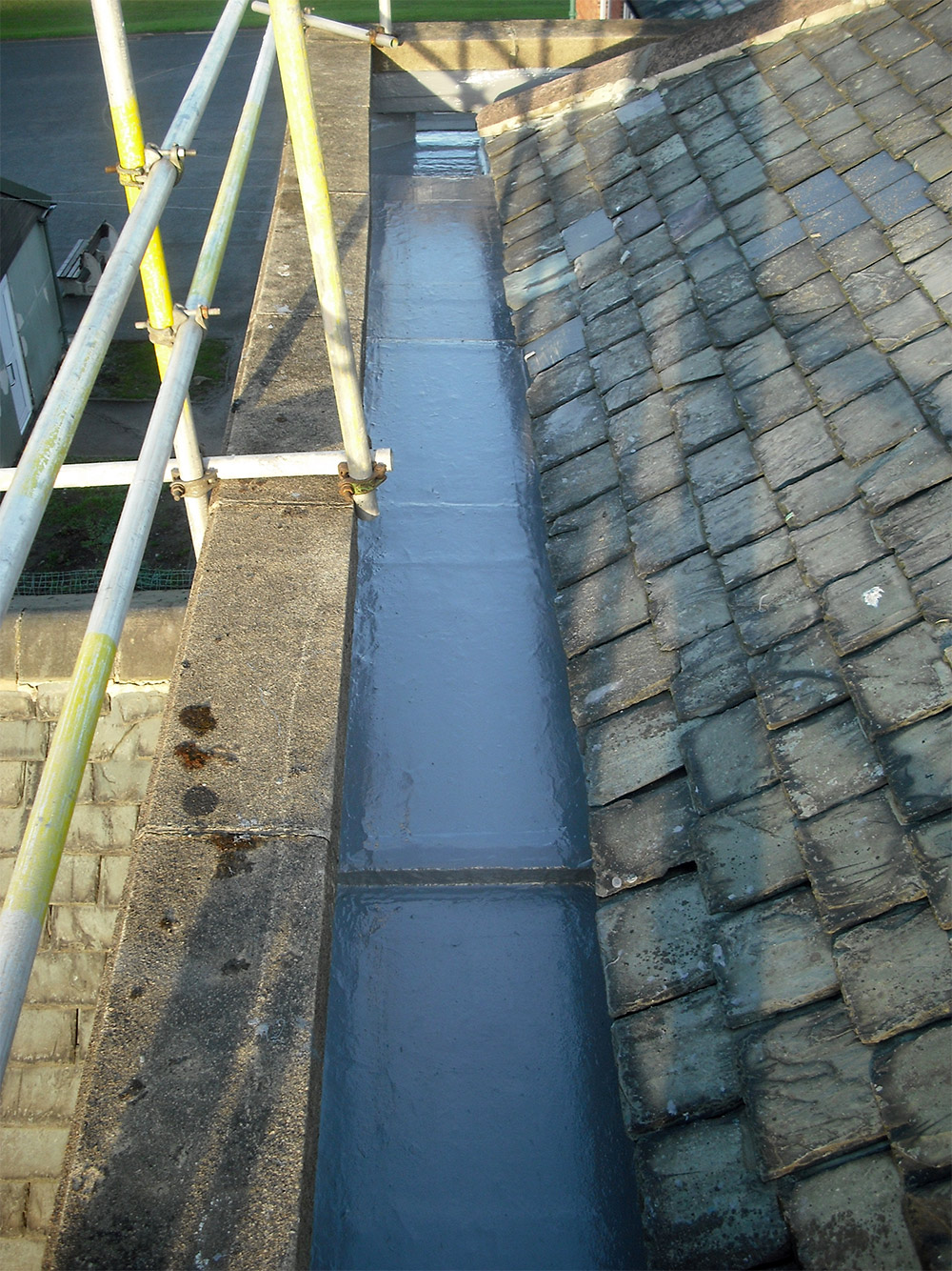 Rubber Roofing Membranes Nz Flat Roof Membrane Roofing